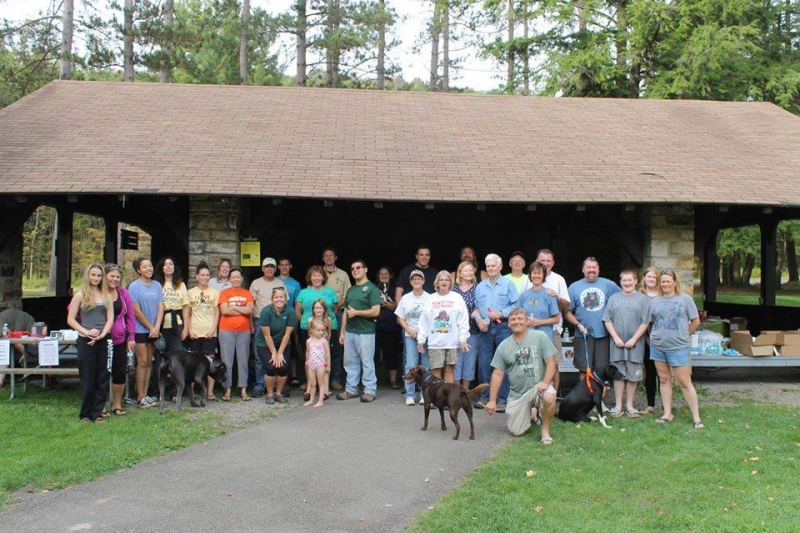National Public Lands Day at Allegany State Park