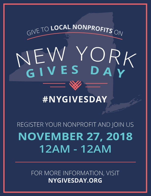 NY Gives Day in Cattaraugus County 2018