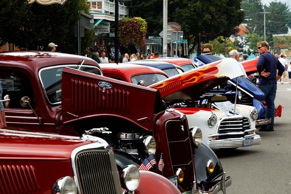 Part of the Oldies Festival