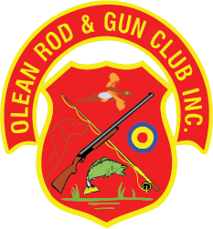 Logo for Olean Rod & Gun Club in Olean, New York