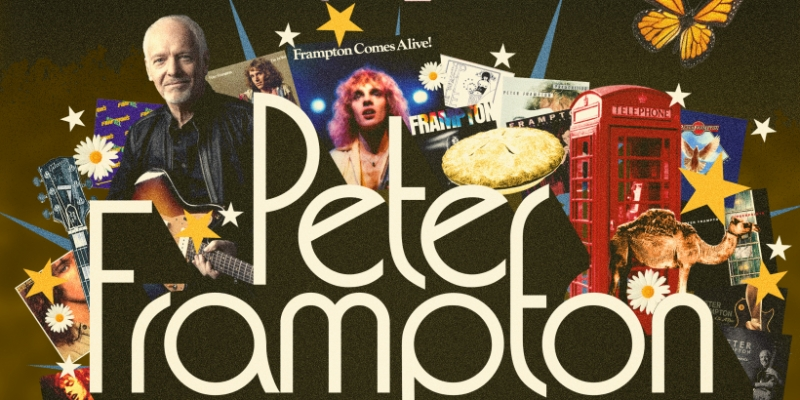 Peter Frampton at Seneca Allegany Casino