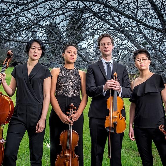 Friends of Good Music presents the Argus String Quartet
