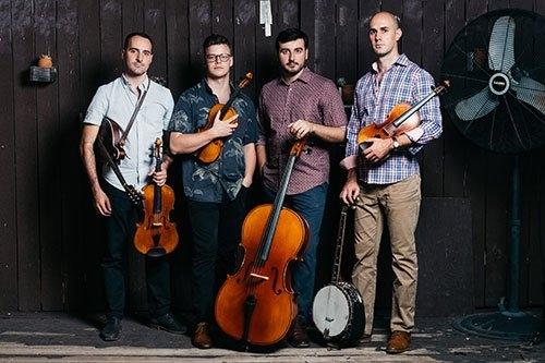 Friends of Good Music presents Invoke String Quartet