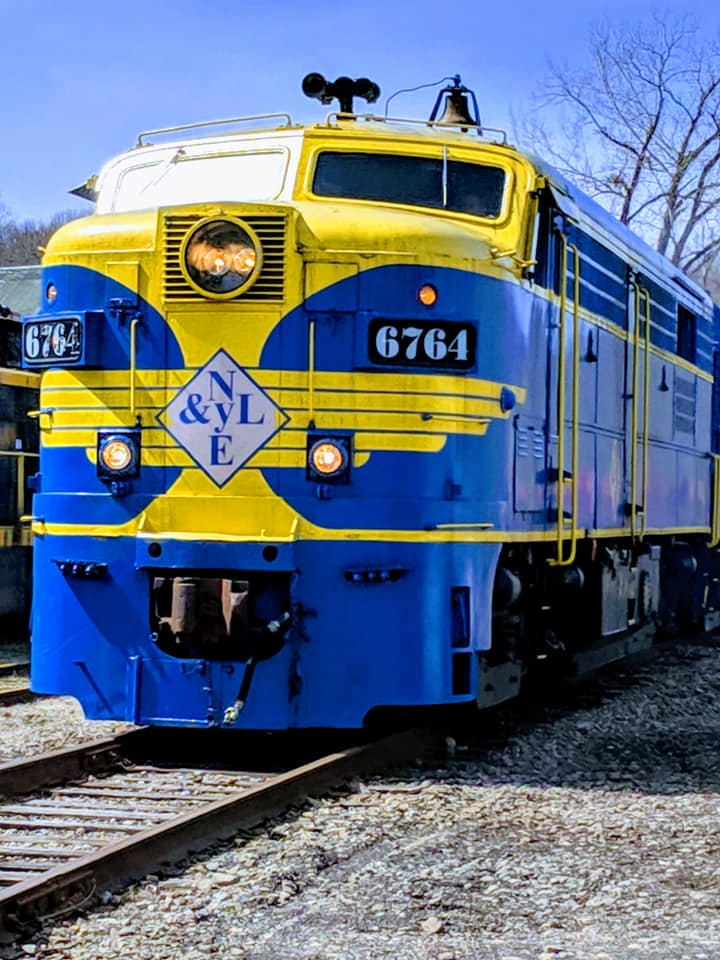 NYLE Railroad Mother's Day Train Ride 2019