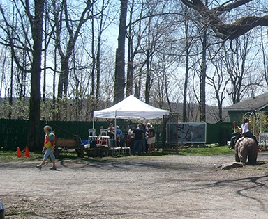 Mother's Day Craft Show at Rock City Park