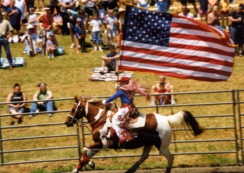 Spend July 4th with your family at the Ellicottville Championship Rodeo