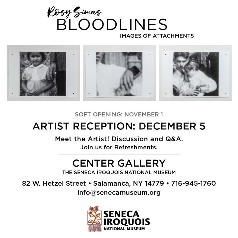 Rosy Simas Opening Reception