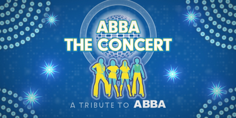 ABBA tribute band poster