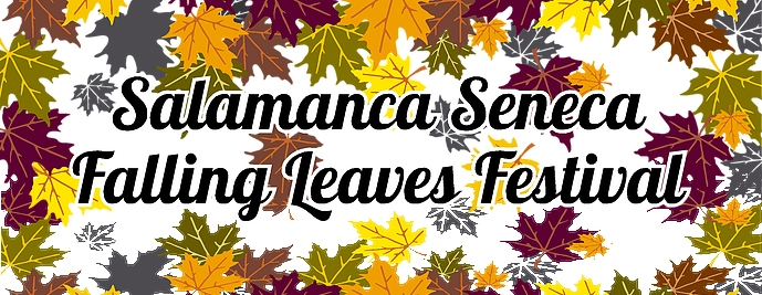 Salamanca Seneca Falling Leaves Festival 2019 banner