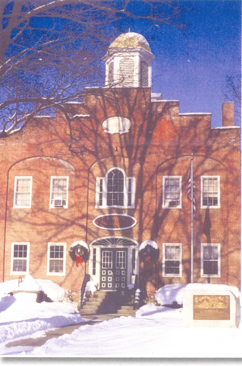 Ellicottville Town Hall Ghost Hunt