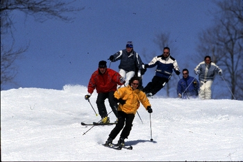 Holiday Valley's Your Turn Ski Clinic