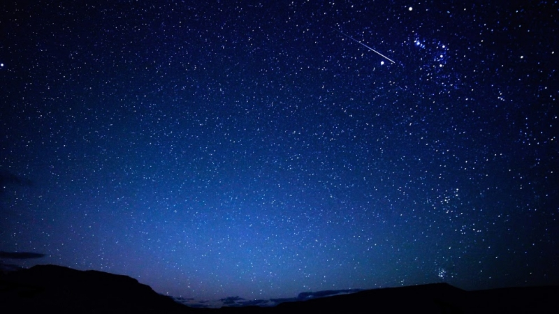 Star Watching at Allegany State Park