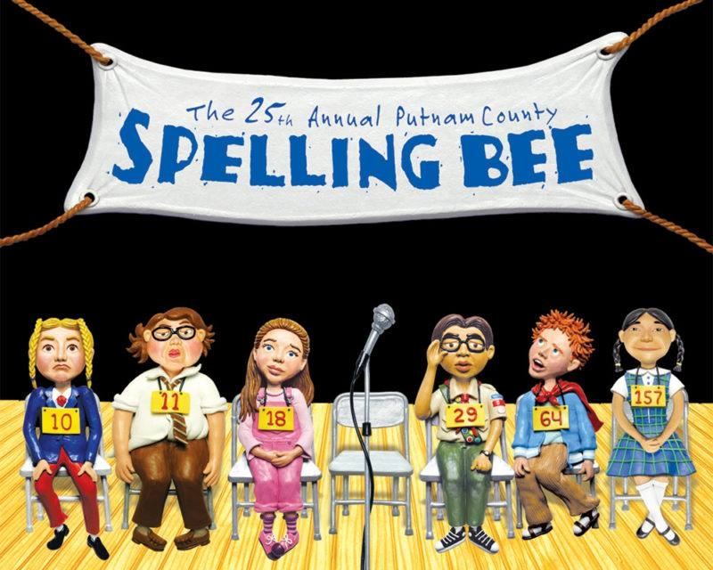 Putnam County Spelling Bee at Ray Evans Theater