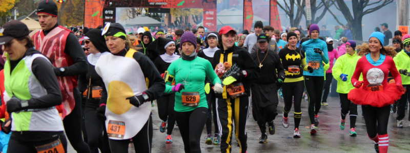 EVL Halloween Half Marathon and 5k