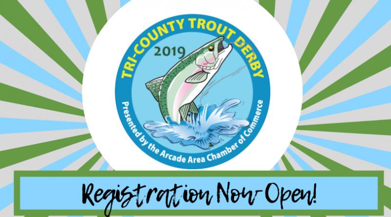 2019 Tri-County Trout Derby