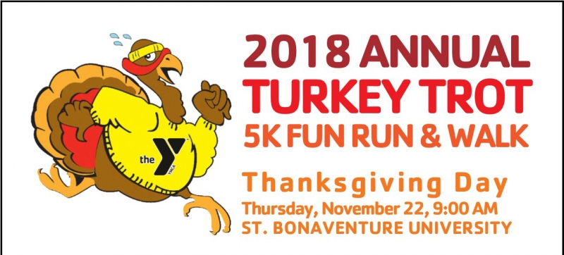 2018 Turkey Trot at St. Bonaventure University