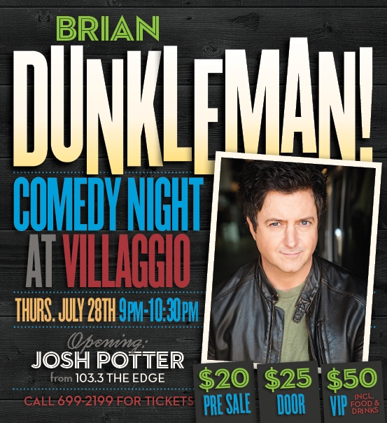 Villaggio Presents Comedy Night Featuring Brian Dunkleman Enchanted Mountains Of Cattaraugus County New York Naturally Yours Eddie cibrian, donald faison, josh hopkins and rory scovel have joined the cast of nbc's untitled sitcom loosely based on the. enchanted mountains