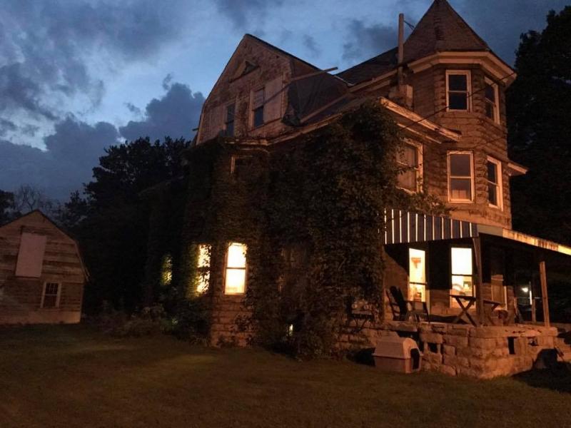 Wildwood Sanitarium Halloween Ghost Hunt Salamanca NY