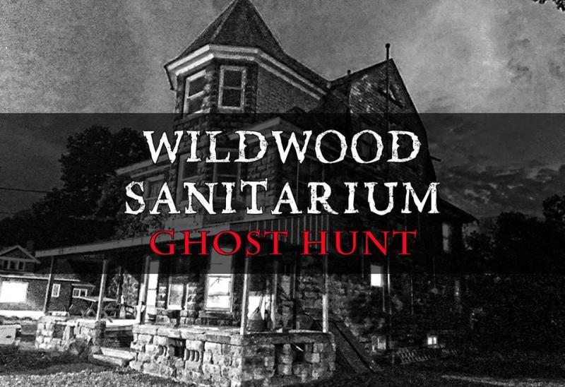 Ghost Hunt at the Wildwood Sanitarium in Salamanca