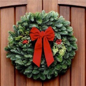 Wreath Making at Nannen Arboretum