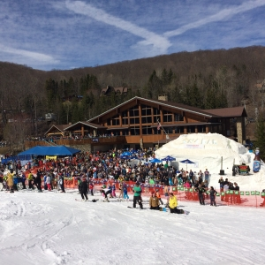 Holiday Valley's Winter Carnival