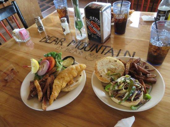 Bear Mountain Food