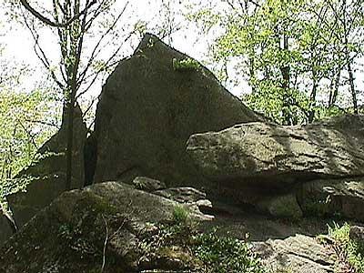 Teepee Rock