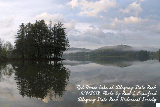 Summer at Allegany State Park