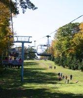 Fall Fest in Ellicottville, New York