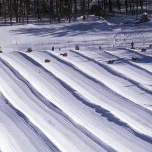 Snow Tubing at Holiday Valley Tubing Park
