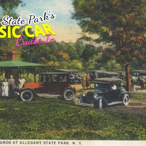 Allegany State Park's Classic Car Cruise In