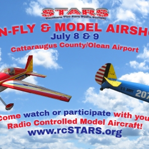 STARS Fun Fly and Model Airshow on July 8&9, 2017
