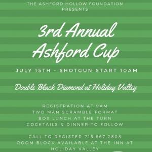 3rd Annual Ashford Cup Flyer
