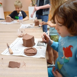 Artists Camp at the Tri-County Arts Council
