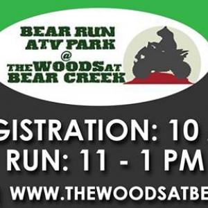 Woods at Bear Creek Labor Day Dice Run 2019
