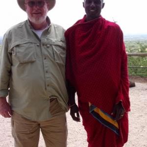 Dolf Boneberger and Nannen Arboretum African Safari Program