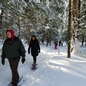 Exploring Winter with Pfeiffer Nature Center