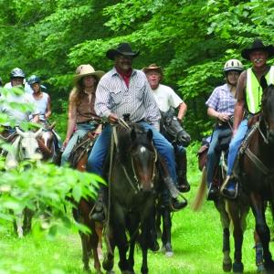 The Crosspatch's Firecracker Trail Ride