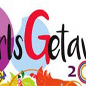 2019 girls getaway logo