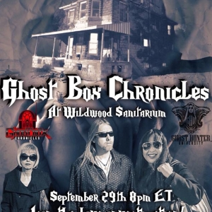 Ghost Hunter University live filming at Wildwood Sanitarium