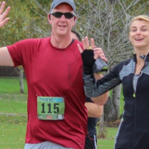 happy runners image
