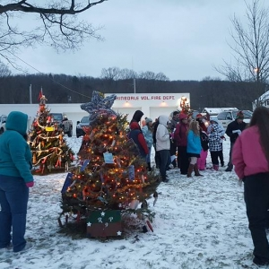 Hinsdale Christmas in the Park 2018