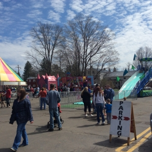 Franklinville WNY Maple Festival 2018
