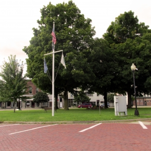 2019 Fall For Franklinville Festival Photo of Park Square