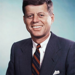 JFK presentation at the Ellicottville Historical Museum