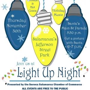 2017 Light Up Night