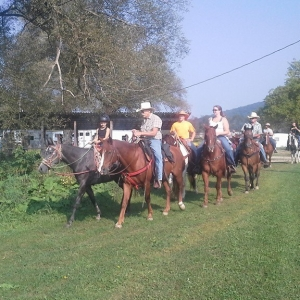 Memorial Day Trail Ride