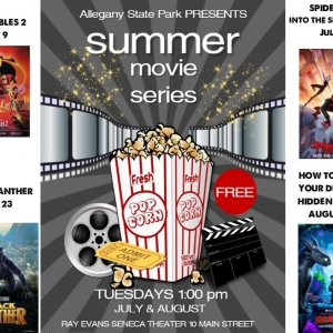 Free Movie Tuesdays in Salamanca