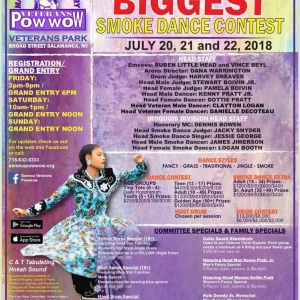 2018 Seneca Nation Pow Wow