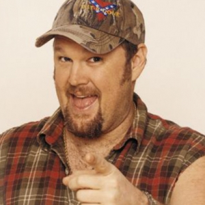Larry the Cable Guy at Seneca Allegany Casino